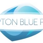 Hampton Blue Pools Logo