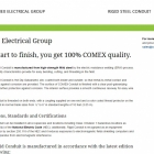 Comex Electrical Group