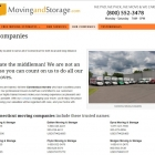 CT Moving and Storage Companies