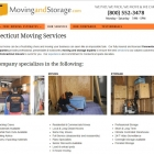 CT Moving and Storage Services