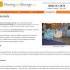 CT Moving and Storage Testimonials