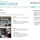 Pompano Beach Tennis Center Pro Shop