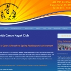 South Florida Canoe and Kayak Club Homepage
