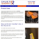Shuky Shammy Product Uses
