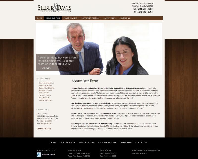 www.silberdavis.com