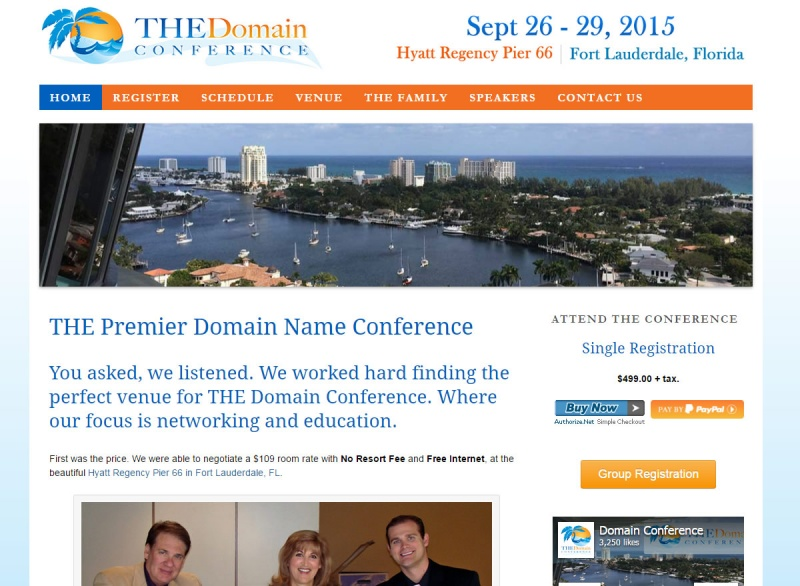 www.thedomainconference.com