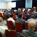 Brett Napoli at THE Domain Conference - Photo: DNJournal.com