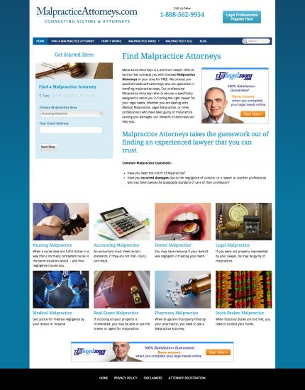 Malpractice Attorneys