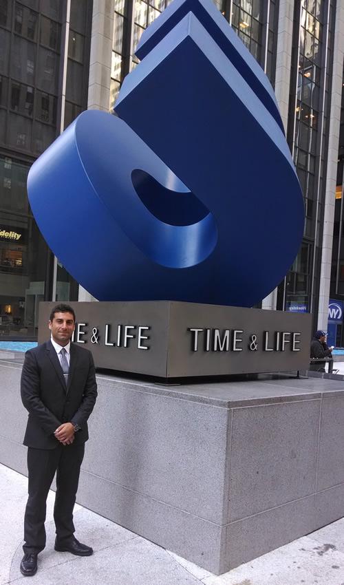 Founder & CEO, Brett Napoli