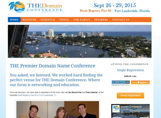 The Domain Conference