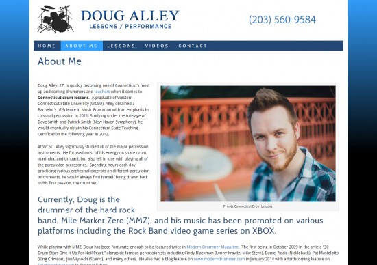 Doug Alley Drums