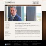 Silber & Davis Custom WordPress Website