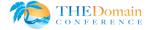 THE Domain Conference Logo