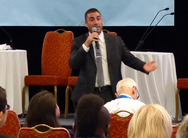 Brett Napoli THE Domain Conference