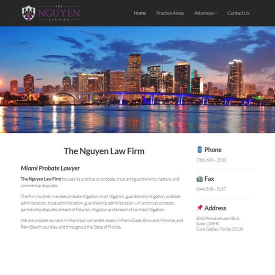 Nguyen Law Firm