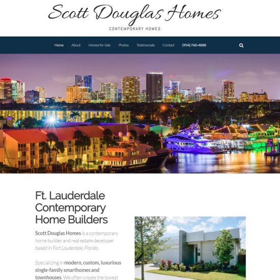 Scott Douglas Homes